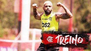 Treino do Flamengo - 20/09/2019