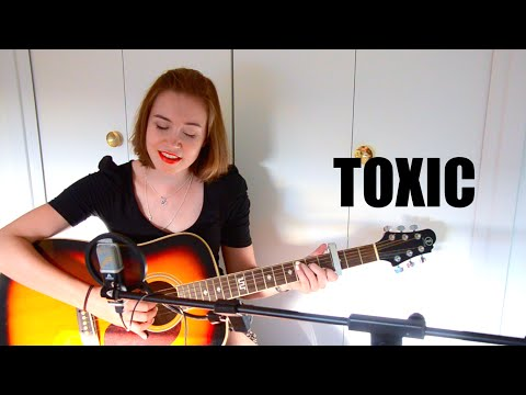 Britney Spears - Toxic (cover by Helena To Guitar)