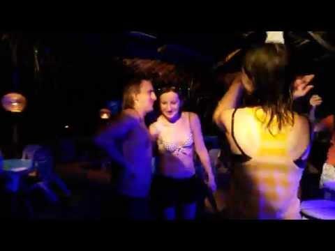 Dj Aron Deev @ Hikkaduwa Beach Party 2015
