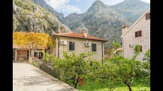 Stone house for sale near old town Kotor - Property in Montenegro(, 2017-12-05T12:49:35.000Z)
