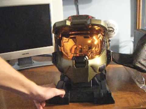 Legendary edition helmet replica   halo alpha   fandom.
