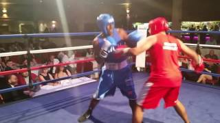 White collar boxing Birmingham fight 11