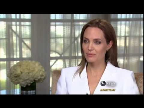 Angelina Jolie 2014 Interview