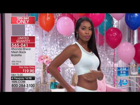 HSN | Body Solutions by Rhonda Shear Celebration 07.13.2017 - 11 PM