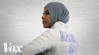 Ibtihaj Muhammad was the first US Olympian to...