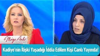 Kadiye'nin ilişki yaşadığı iddia edilen kişi canlı yayında! - Müge Anlı İle Tatlı Sert 9 Mart 2020
