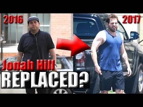 Was Jonah Hill REPLACED?