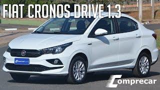 Avaliação: Fiat Cronos Drive 1.3