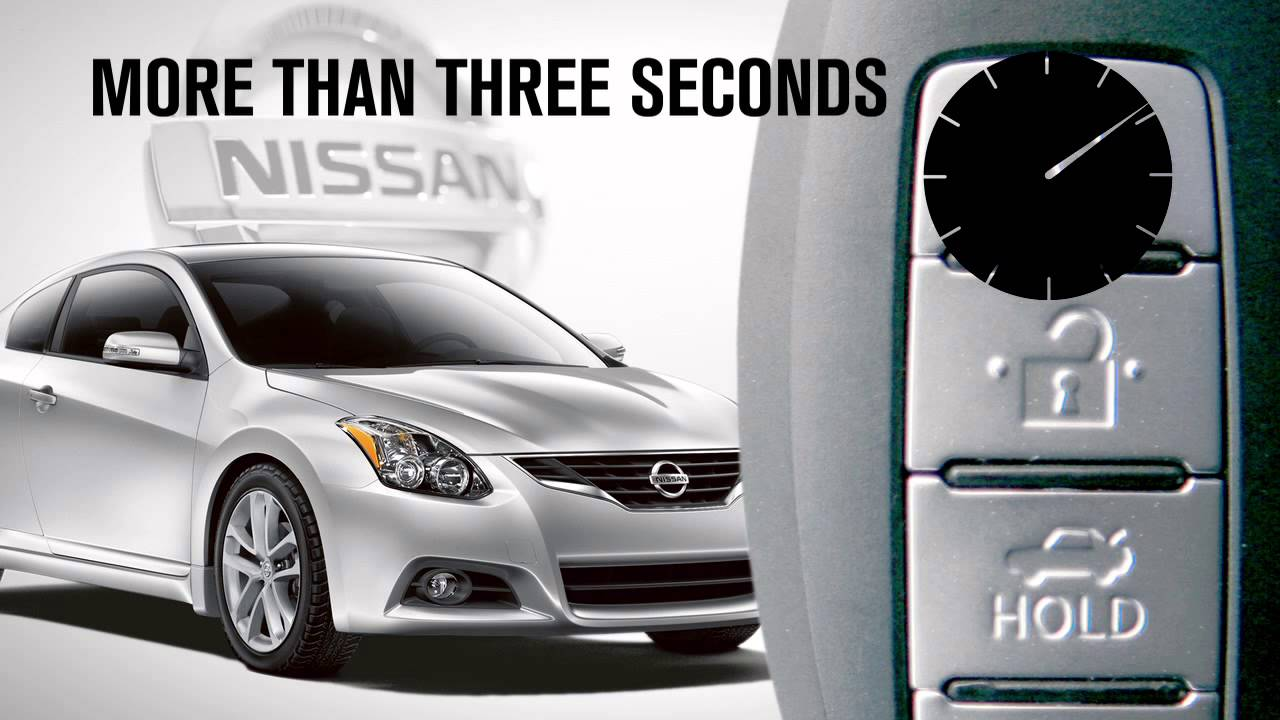 Nissan Altima: Lockout protection