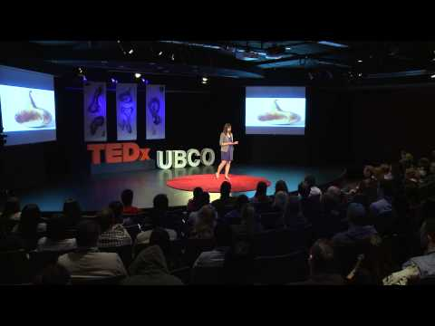 Identifying Yourself Through Language | Robyn Giffen | TEDxUBCOkanagan