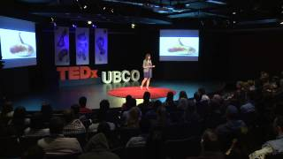 Identifying Yourself Through Language | Robyn Giffen | TEDxUBCOkanagan