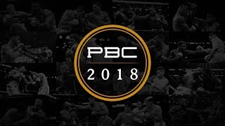 A Look Back at PBC in 2018