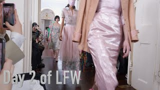 London Fashion Week Autumn/Win…