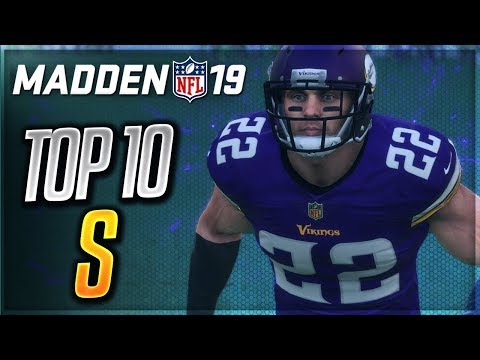 Harrison Smith Should Have Been In The 99 Club Dont @ Me | Madden 19 Safety Ratings