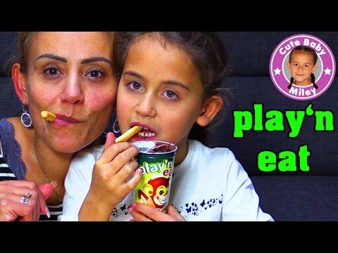 play-and-eat-Überraschungen-|-spiel-spaß-naschen-|-cutebabymiley