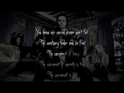 (instrumental) The Sacrament - HIM (Karaoke w/Lyrics)