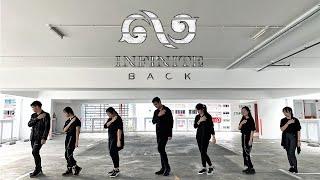 INFINITE (인피니트) - Back   Dance Cover 댄스커버   TBITS