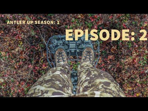 ANTLER UP SEASON 1: EP. 2 (PUBLIC LAND BLACK BEAR!)