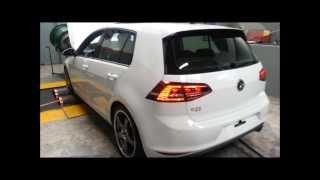 VW GOLF 2.0 GTI MK7 NascarChips