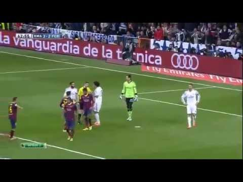 real madrid vs barcelona 3 4 full match march 23 2014 el clasico high quality youtube