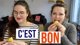 Eating French Desserts from the Pâtisserie | Traditional French Desserts & Cakes