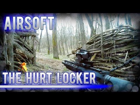 Airsoft - The Hurt Locker
