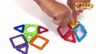 Magformers Basic Plus Sets At Smyths Toys