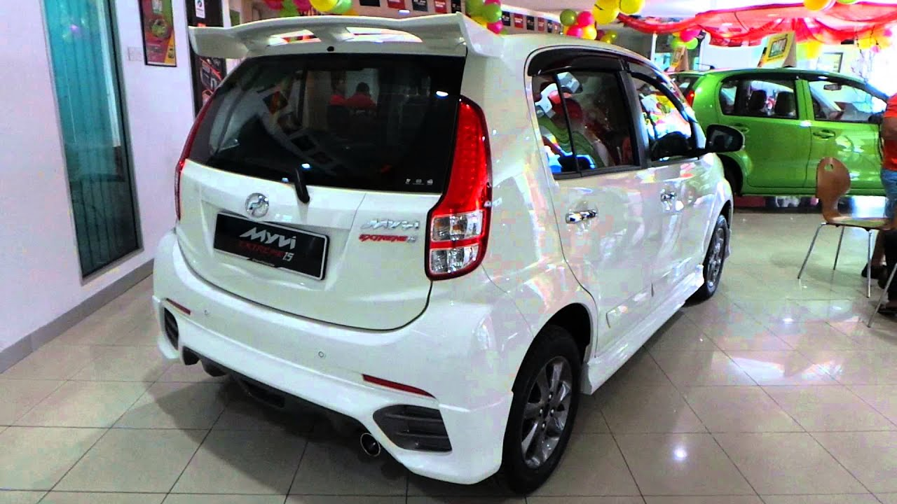 New Perodua Myvi Cars for Sale in Malaysia-mudah.com.my/motortrader ...