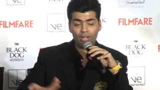 Karan Johar Talks About Salman Khan's Manager Reshma Shetty Managing SOTY Leads