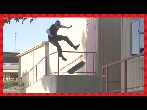 10+ Hammers In One Day?! Day of Destruction: Santa Cruz Ams | Santa Cruz Skateboards