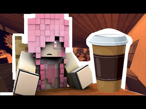 Once Upon A Yandere - COFFEE IN CLASS? [ Minecraft Roleplay #6 ]