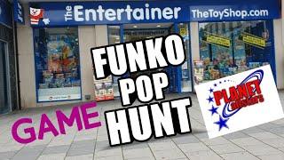 Funko Pop Hunt - Entertainer - Game & Planet Allstars