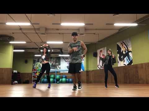 Cherry ARANONE coreografía de NACHOELHEROE