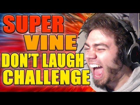SUPER VINE DONT LAUGH CHALLENGE