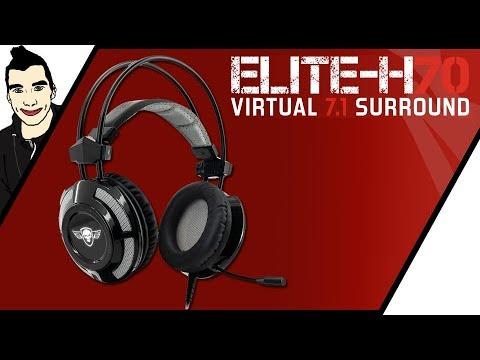 Spirit Of Gamer Elite H70 Fejhallgató - UNBOXING ÉS TESZT!!! (Magyar ... b51a336503