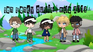 cute outfits ideas in gacha life  indoxxi