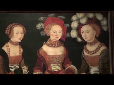 Masterspieces of art in Vienna-Шедевры мировой живописи в Вене