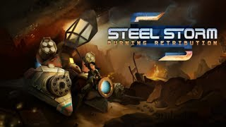 Steel Storm One Android GamePlay Trailer (HD) [Game For Kids]