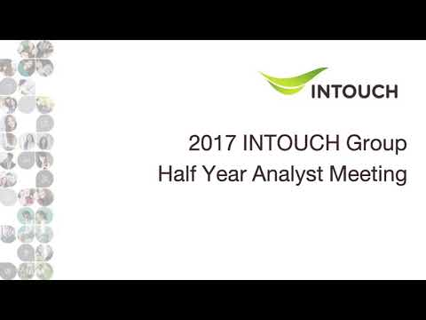 2017 INTOUCH Group Half Year Analyst Meeting