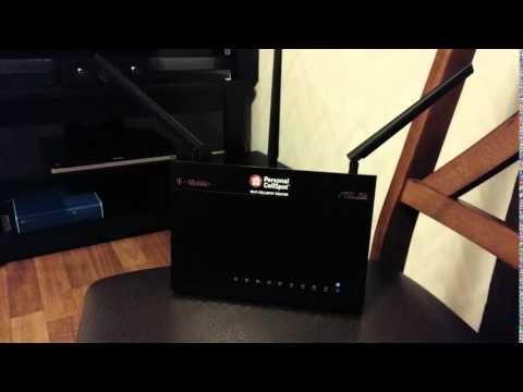 Hardware] Rapid flashing power light on TM-AC1900 - ASUS