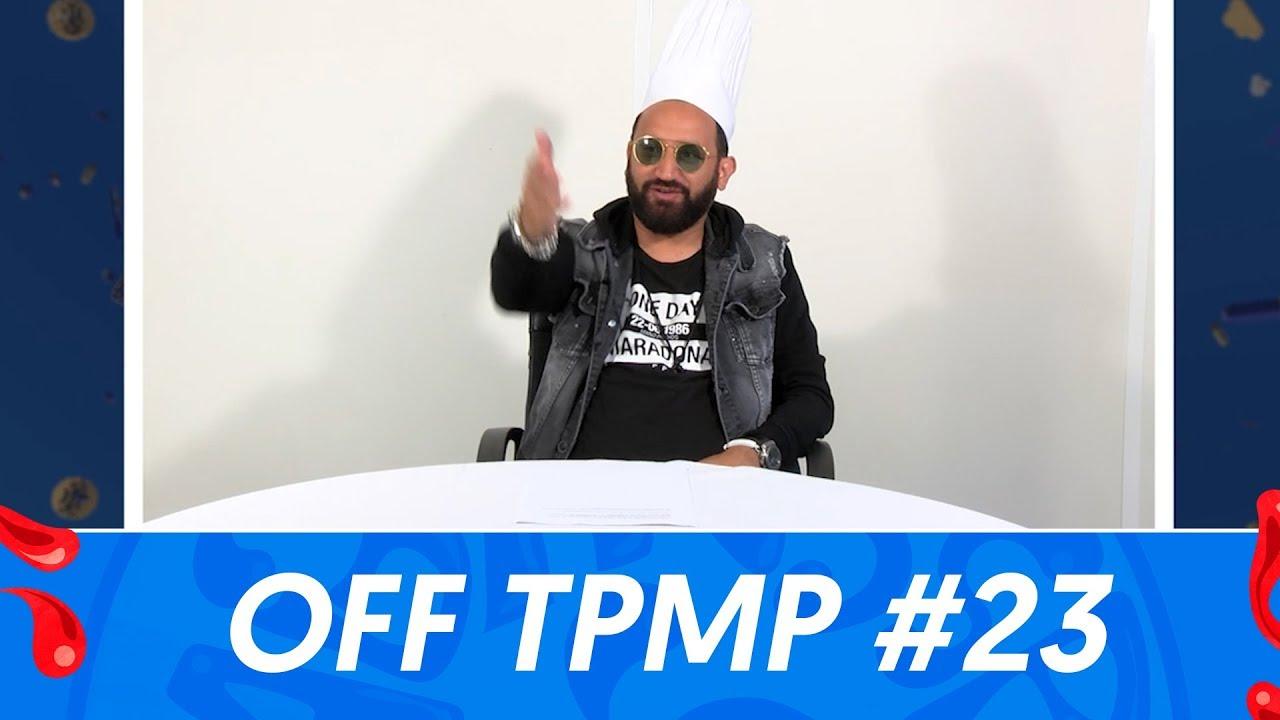 OFF TPMP : Cyril Hanouna et la harissa, les chroniqueurs devant la Coupe du monde !