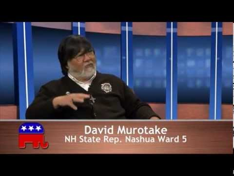 The People's View - Episode 149 - David Murotake (October 2014)