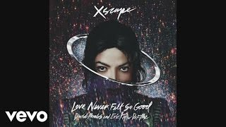 Michael Jackson - Love Never Felt So Good (DM CLASSIC RADIO MIX) (Audio)