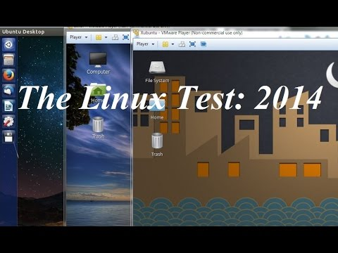 The Linux Test | 2014