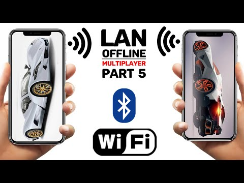 Top 10 Offline LAN Multiplayer Games For Android/iOS 2020 | Use Local Wifi & Bluetooth #5