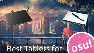 osu! - Ultimate osu! Tablet Review (ft. vevo)