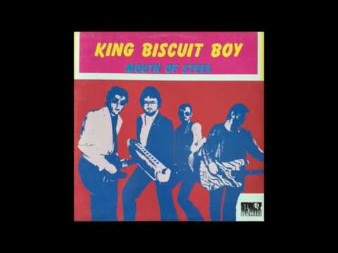 KING BISCUIT BOY (Hamilton, Ontario, Canada) - It's My Soul