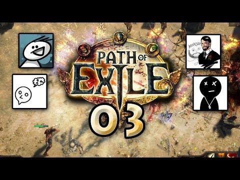 Path of Exile #03 [LPT] - Voll verskillt, der Vogel