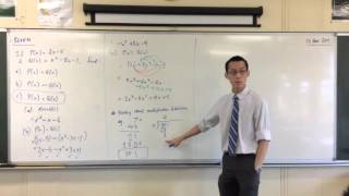 Review of Polynomials (2 of 2: Multiplication of Polynomials)