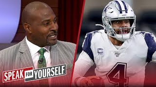 Dak Prescott will be the highest-paid QB after this year - Wiley | NFL | SPEAK FOR YOURSELF